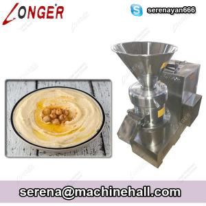 China Factory Price Hummus Grinder Machine|Chickpeas Sauce Grinding Colloid Mill Manufacturers in China on sale