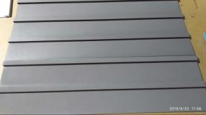 China Simi Linear Light Grey Cover Extruded Aluminum Profiles 1000mm Length Inline Alu 15 For Article Table on sale