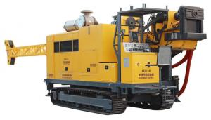 China HCR-8 Core Drill Rig Full Hydraulic Drilling Rig With 7200Nm Torque , 264KW/2200rpm on sale
