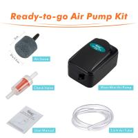 China Hydroponics 50gph Oxygen Pump For Fish Bowl on sale