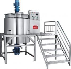 China Liquid soap mixing machine on sale