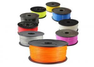 China Various Color 3D Printer Kits 1.75/ 3mm Filament ABS 210-250 ℃ Print Temp Range on sale