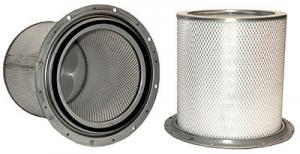 China Air Filter Type Air Filter Element 4P0711 for Caterpillar Generators/ Marine Engines on sale