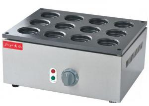 China 12 Hole Electric Red Bean Grill Commercial Restaurant Equipment 425*390*200mm on sale