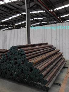 China 80 mm * 4m broyage barre d'acier, les barres rondes en acier de broyage de mines de cuivre en Égypte on sale