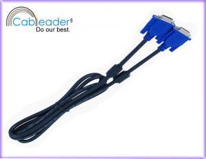 China HD 15P 1.8 m UL2919 VGA Monitor Cables Male to Male Ni-P on sale