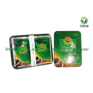 Quality Vivid Viamax Power Natural Male Enhancement Coffee for Male Sex Enhancement for sale