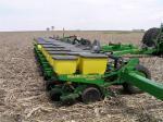sembradora del maíz