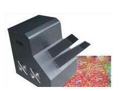 China factory price wedding decoration paper confetti cannon/confetti machine on sale