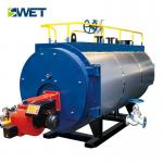 4t/h gas fired hot water boiler for Machinery Industry , hot water boiler
