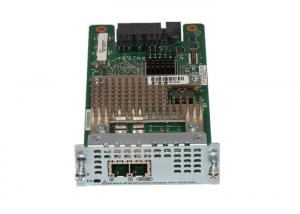 China Original NIM-2FXS Cisco 4000 Router Modules 2 Port Cisco FXS Card Support Voice on sale