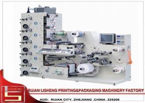 China sticker Flexo Label Printing Machine Wtih CE Certification , 320mm Width on sale