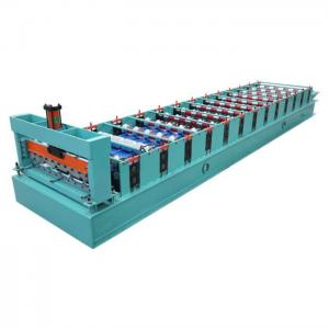 China High Capacity Roof Plate Rolling Forming Machine Cold Roll Forming Machine on sale