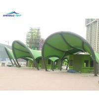 China AISI ASTM Standard Tent Membrane Structure Architecture For Gymnasium Stadium on sale