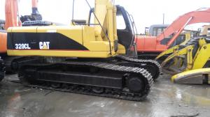 China Year 2008 Used Cat Excavator 320C , 2800 Hours Used Mini Backhoe For Sale on sale