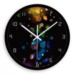 Horloge murale créative/noyau RYTHME de LiSheng/horloges au néon à minuit