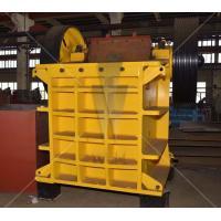 China High crushing ratio Hydraulic Adjustment  jaw crushing machine for  construction on sale