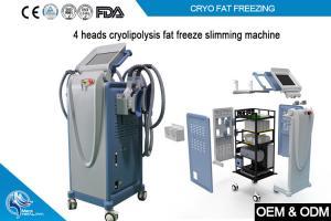 China LED 3 en 1 vacío que adelgaza la máquina, congelación gorda coolsculpting del equipo 1200w on sale