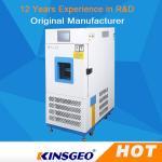 cámara programable de la prueba de la humedad de la temperatura 408L con el sistema de control TEMI880