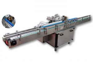 China High Speed Wet Glue Labeling Machine , Bottle Sticker Labeling Machine on sale