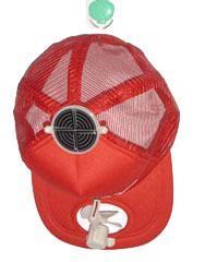 China Solar Fan Caps on sale