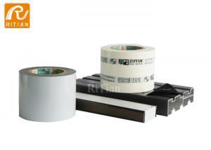 China PE Surface Protection Tape , Aluminum Panel Protective Film Environmentally Friendly on sale
