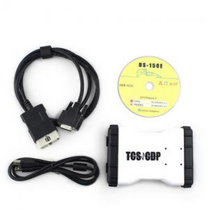 China TCS CDP+ PRO OBD2 CDP Pro 2015.03V without Bluetooth Plastic Box Autocom CDP+ OBD2 Scanner on sale