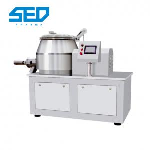 China Stainless Steel Powder Granulator Machine Pharmacy / Food / Chemical Industry Usage on sale