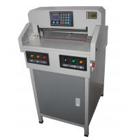 China DB-4606R Fully Auto A4 Electric Paper Cutting Machine With LCD Display on sale
