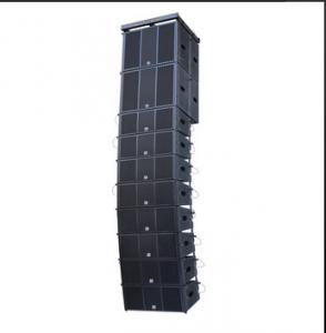 Quality CVR Dual 8 Inch Passive and Self Powered Sound \Church big Line Array for sale