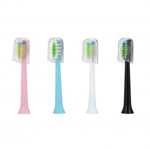 China Sonic Replacement Toothbrush Heads / Precision Clean Toothbrush Heads on sale
