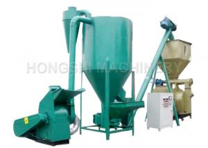 China High Capacity Animal Chicken Feed Pellet Machine Animal Feed Pellet Plant on sale