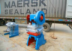 China 380V50HZ Concertina blue Razor Tape Wire Machine With 5 Strips on sale