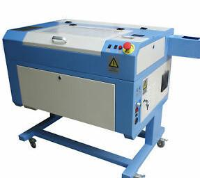 China 6040 60w Co2 Laser Engraving Cutting Machine, Laser Engraving Equipment For wood crafts on sale