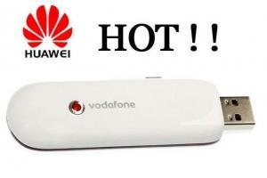 China Huawei Vodafone K3715 3G Wireless USB Modem on sale
