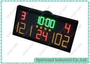 China IR Remote Portable Electronic Scoreboard For Basketball Match on sale