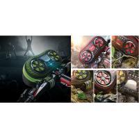 Dynamic Bluetooth Portable Bike Speakers , 40mm Bag Outdoor Waterproof Speakers