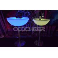 China Event Mobile Cocktail Table Led Modular Bar Lighting Furniture on sale