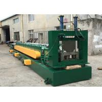 15 Roller Stations U Channel  Purlin Roll Forming Machine with Auto Punching Holes
