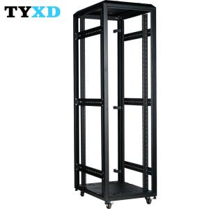 China Vertical Network Rack Cabinet , 42U 19 Inch Floor Standing Server Rack on sale