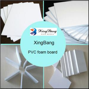 China Cheapest Indoor Kt Light PVC Foam Board on sale