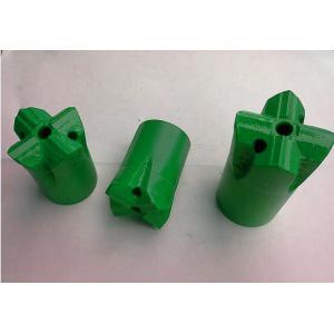 China Hard Green Rock Drill Button Bit Tungsten Carbide for Hard Rock on sale