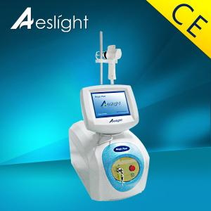 China 1550 Erbium Glass Fractional Laser Machine For Stretch Mark Reduction , Scar Removal Machine on sale