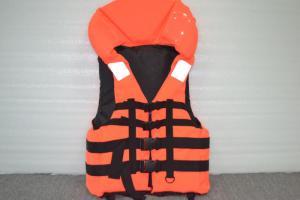 China Chalecos de vida wakeboarding de Watersport que flotan el chaleco de vida con la tira reflexiva on sale