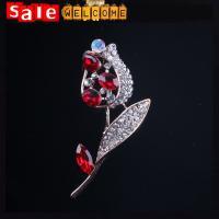 Горный хрусталь брошь Factory Customize Crystal Rhinestone Metal Brooch Gift Wholesale