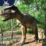 Professional Realistic Dinosaur Models Hands Moving Theme Park Huge Decoration