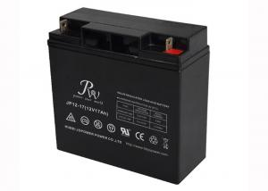 China SLA Sealed Valve Regulated Lead Acid Battery 12V 17AH For UPS & EPS System on sale