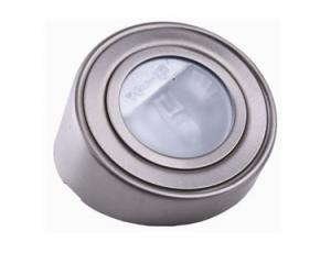 China Aluminum 230v Φ 74mm LED Under Cabinet Lamp Fixtures 1 * 20W With Sensor Swith on sale