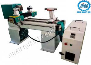 China Small CNC Wood Turning Lathe , Mini Cnc Wood Lathe Machine 1015 on sale
