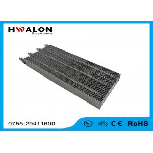 China Electronic Devices Ceramic Air Heater , PTC Thermal Resistor RoHS Certification on sale